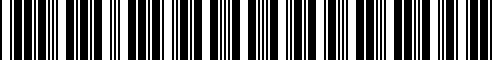 Barcode for KS016629002