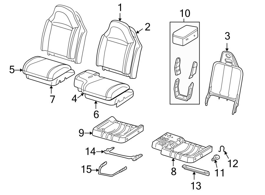 1999 mazda b3000 seat track adjust handle  left   cab  driver  side