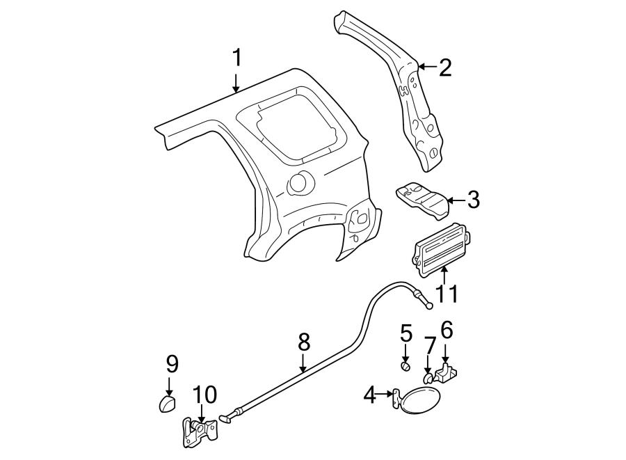 Mazda mpv parts diagram brakes auto wiring