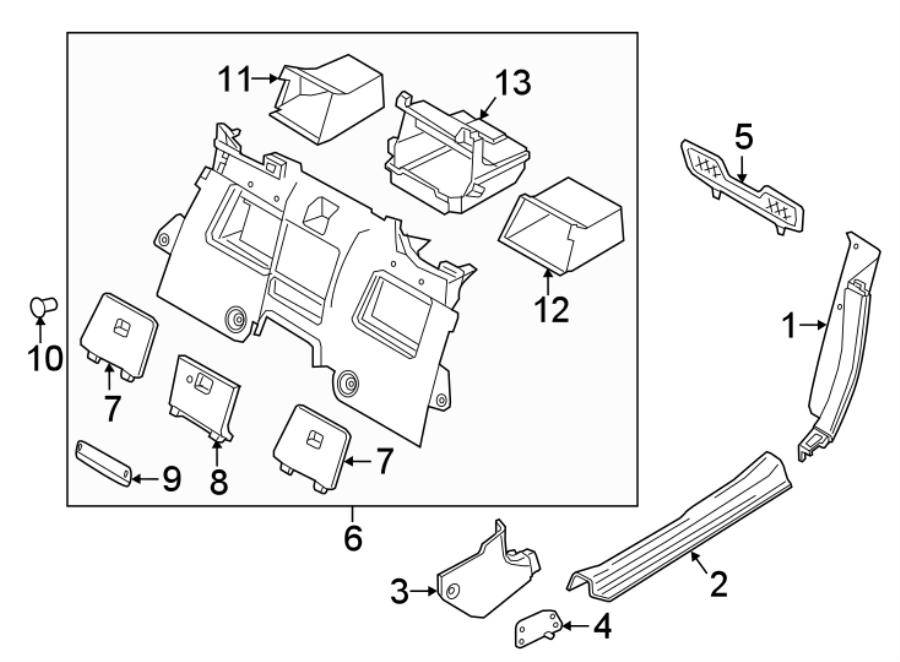 Mazda Mx-5 Miata Air Deflector  Hard  Top