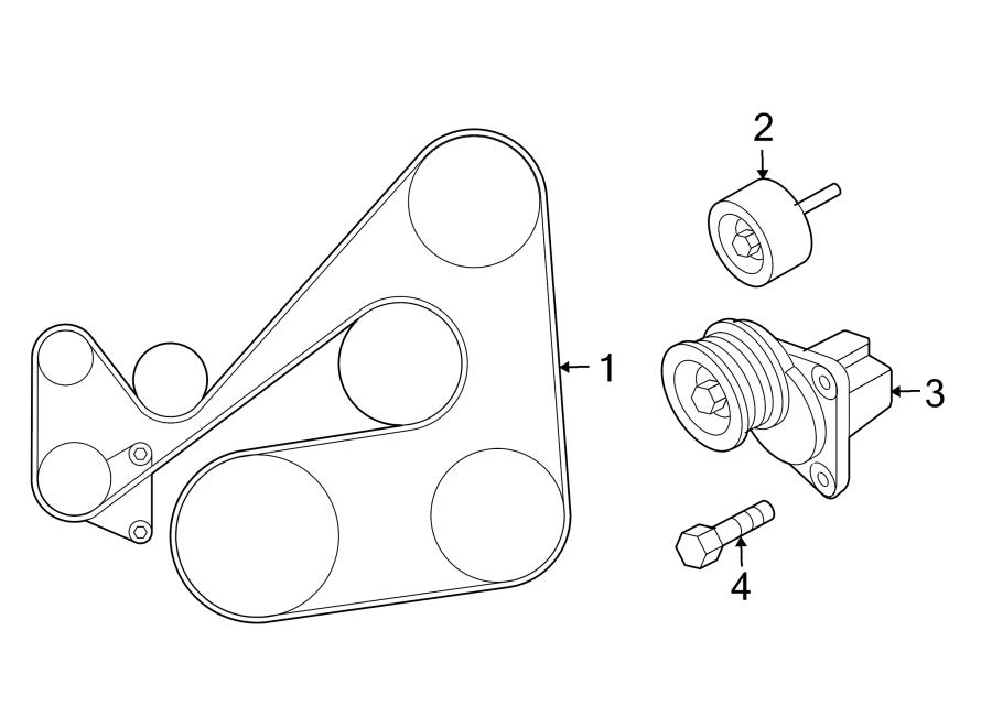Wiring Diagram  30 Mazda 3 Serpentine Belt Diagram