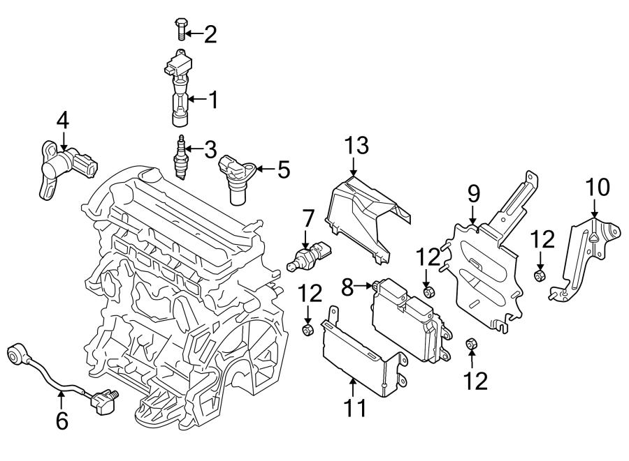 Mazda 3 Engine Coolant Temperature Sensor  Symptoms