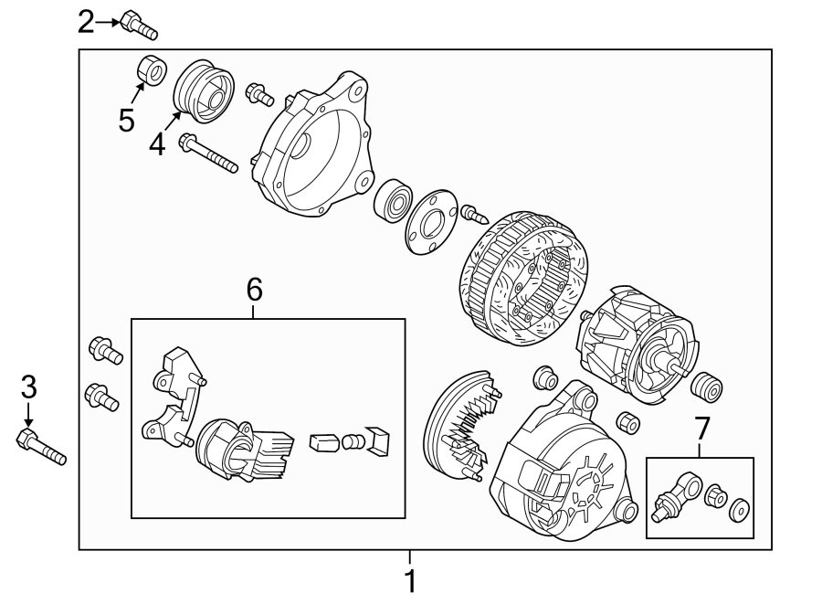 Mazda CX-5 Alternator. ELOOP, Battery, Japan - PE0118300 ...